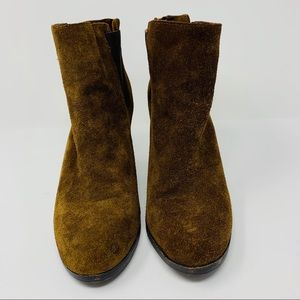 Vince Camuto VP Hessa Brown Chelsea Boots Sz 8